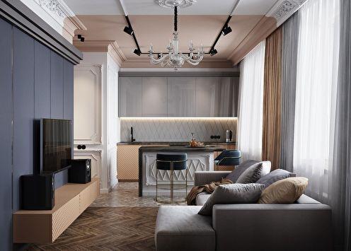 Appartement design 29 m2