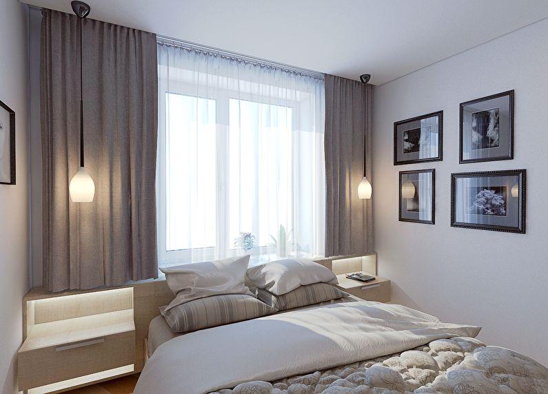 Éclairage - conception de petites chambres