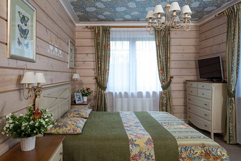 Conception d'une petite chambre de 12 m² - photo