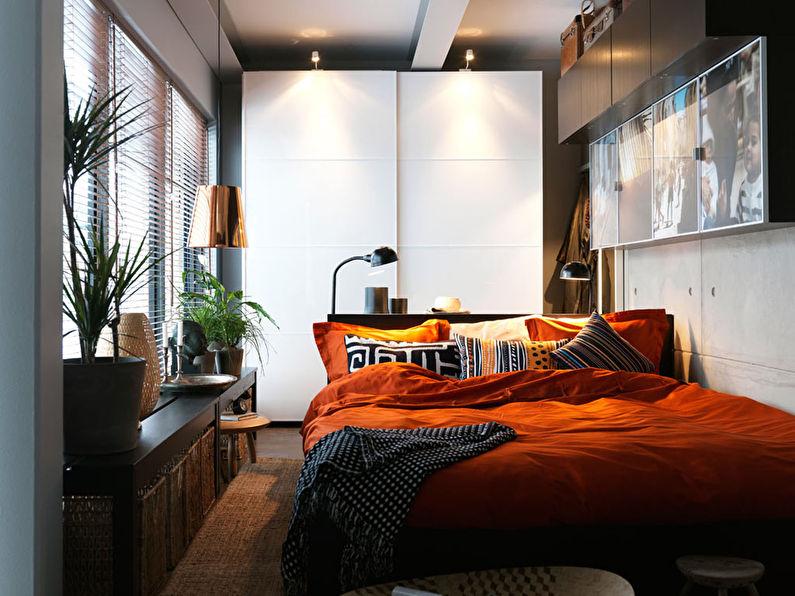 Conception d'une petite chambre: 90 photos et idées d'intérieur
