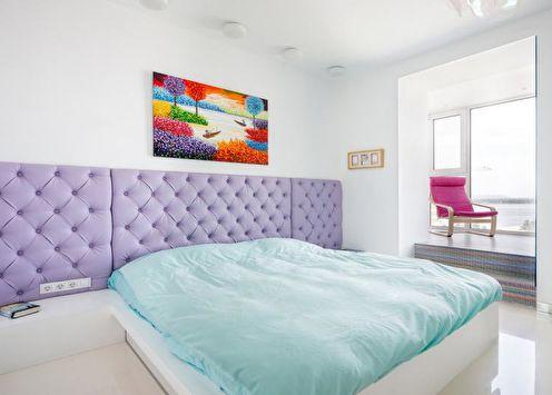 La combinaison des couleurs à l'intérieur de la chambre: 70 idées