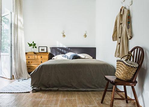 Conception d'une chambre dans le style scandinave (65 photos)