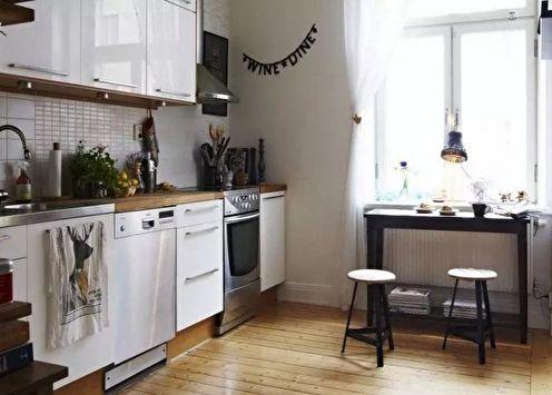 Conception de cuisine 14 m² (65 photos)