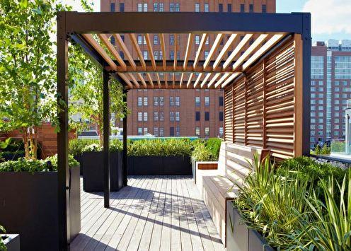 Pergola (70 photos): belles idées pour la maison et le jardin
