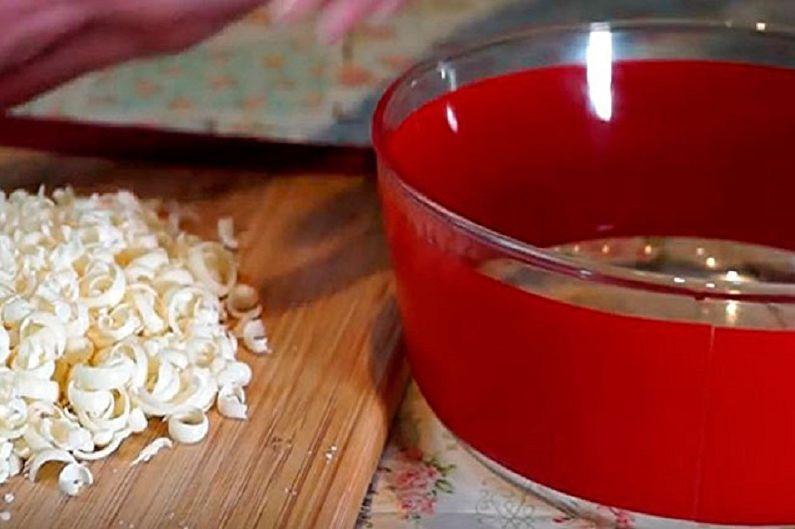 Comment faire du savon à la maison - Comment faire du savon nutritif à partir d'un bébé