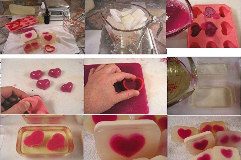 Comment faire cuire du savon à la maison - Préparer un savon
