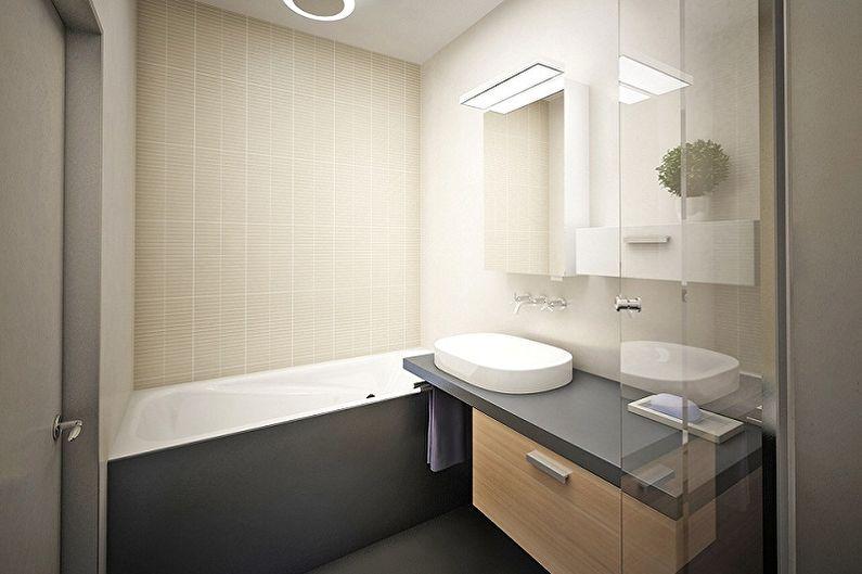 Kleine Badkamer 100 Foto S Interieurontwerp Ideeen Voor Reparatie En Decoratie Van De Badkamer