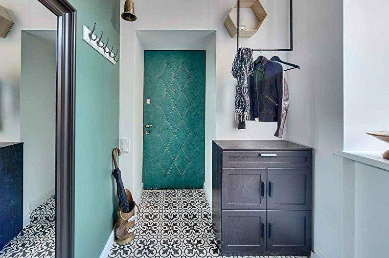 Conception d'un petit couloir (90+ photos)
