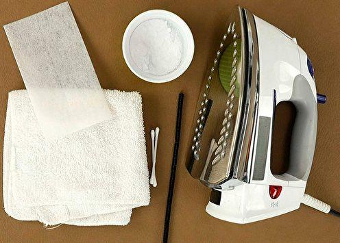Comment nettoyer le fer des dépôts de carbone: 7 façons