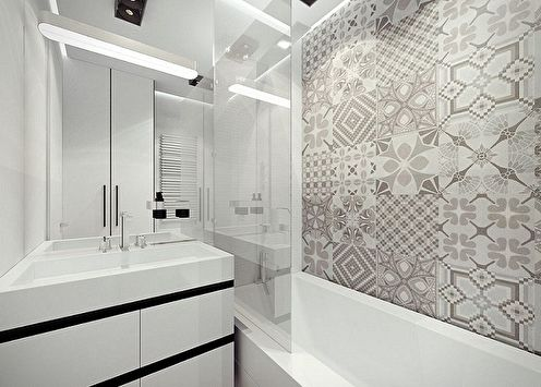 Design salle de bain 3 m² (100 photos)