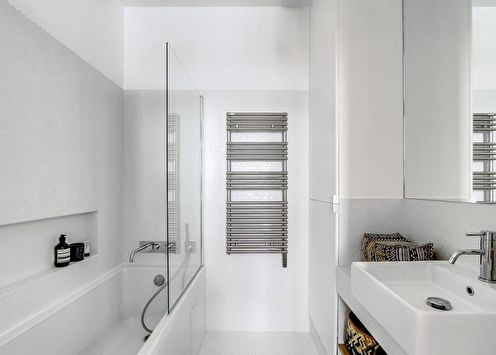 Conception d'une petite salle de bain (100 photos)